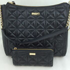 kate spade new york Quilted Leather Handbags & Purses