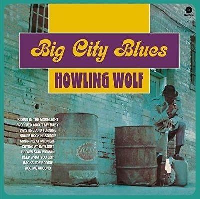Howlin Wolf - Big City Blues + 5 Bonus Tracks [New Vinyl] Bonus Tracks, 180 Gram