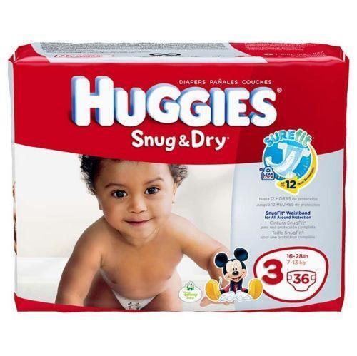Huggies Diapers Ebay