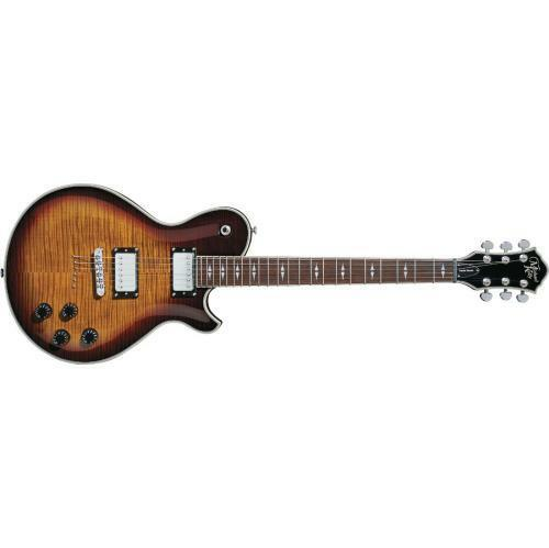 Michael Kelly Patriot Decree Caramel Burst Electric Guitar