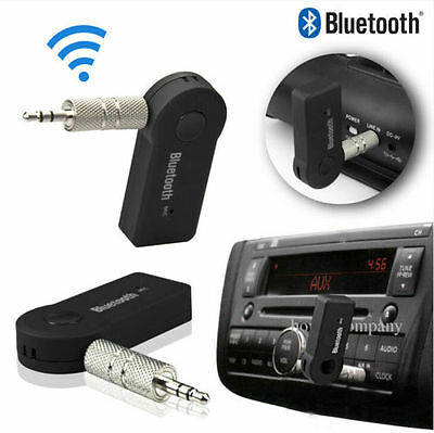 New 3.5mm Bluetooth 3.0Car Home Music Audio Stereo Receiver Adapter Transmitter8