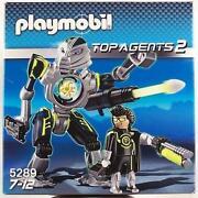 Playmobil Top Agents 2