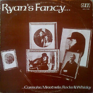 Ryan's Fancy Currahs, Minstrels, Rocks & Whisky LP
