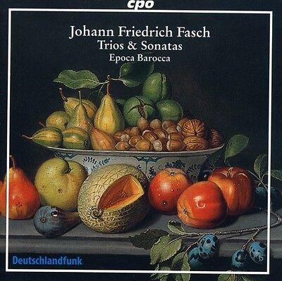 Epoca Barocca - Trios & Sonatas [New CD]