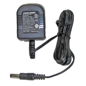Black & Decker OEM 90542490-01 replacement drill charger GC1200 GCO1200