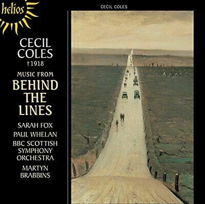 BBC Scottish So - Cecil Coles: Music From Behind The Lines [CD] (Cecil Coles)