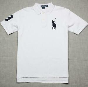 Polo Ralph Lauren Big Pony Custom Fit 18ee850b45a0