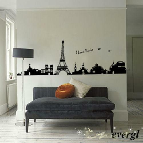 Paris Wall Decor Ebay