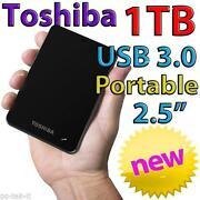 Toshiba Canvio 1TB