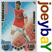 Match Attax 10 11 Hundred Club