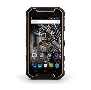 "DEWALT MD501 RUGGED SMARTPHONE (16GB) 5.0"" HD IP68 WATER PR"