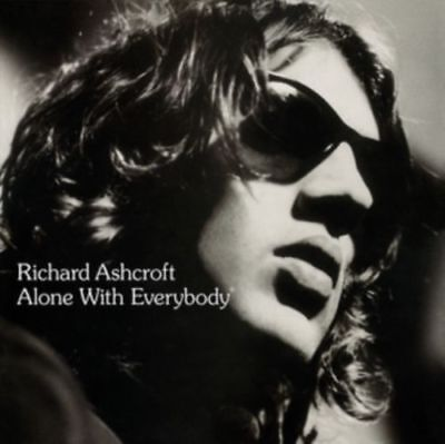RICHARD ASHCROFT ALONE WITH EVERYBODY 180 GRAM DOUBLE VINYL (Released 2/11/2018)