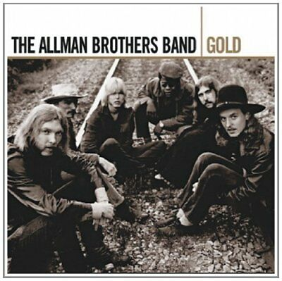 The Allman Brothers Band GOLD Best Of 30 Essential Songs HITS New Sealed 2