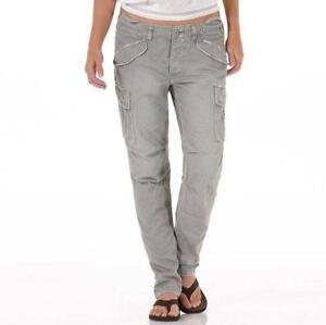 grey khaki pants for women - Pi Pants