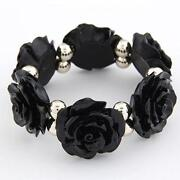 Betsey Johnson Black Bracelet
