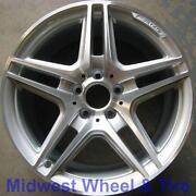 Mercedes C300 Wheels