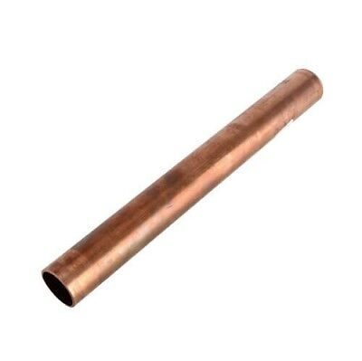 4 Dia. Copper Pipe Type L - 5.50 By The Inch Length Cut To Order