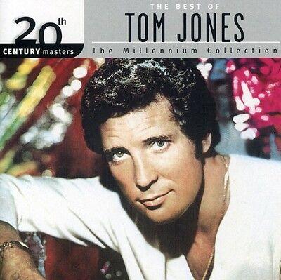 Tom Jones   20Th Century Masters  New Cd  Jewel Case Packaging