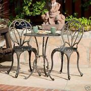 Cast Aluminum Patio