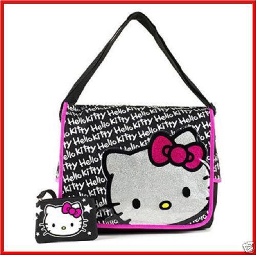 f65d03d37133 Hello Kitty Messenger Bag