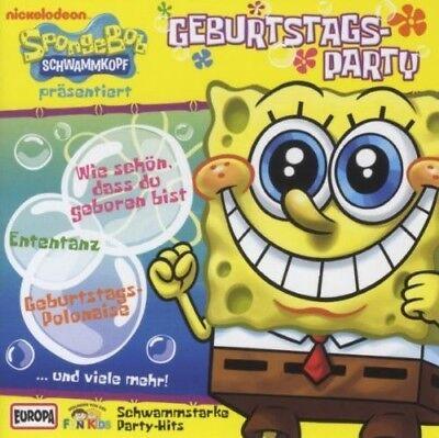 Fun Kids - 4/Sponge Bob Präsentiert-Geburtstagsparty ()