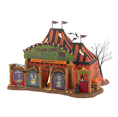 Department 56 Halloween World of Otherworldly People Village ()