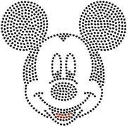Disney Rhinestone Iron On