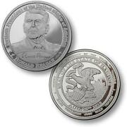 Ronald Reagan Silver Coin