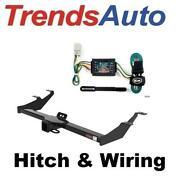 Honda Element Hitch