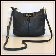 Coach Ashley Leather Swingpack