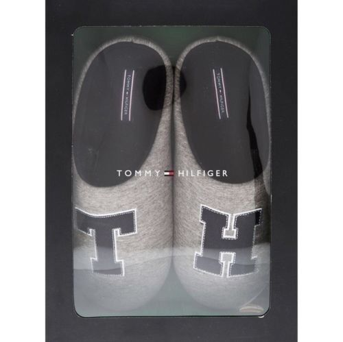0d823cffc64 TOMMY HILFIGER Mens Slippers - Sizes UK 7 to 11 - BNIB