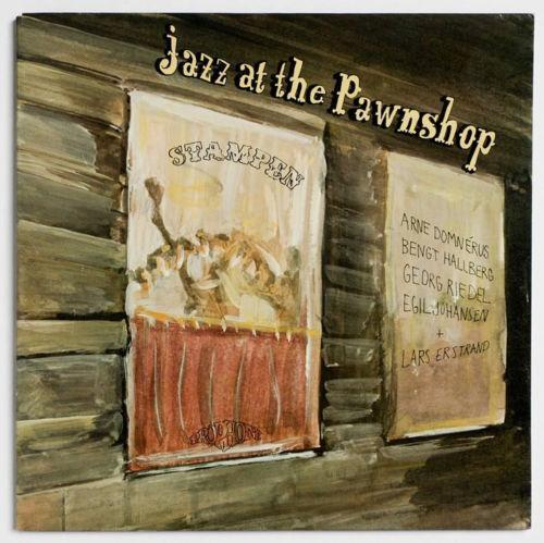 Image result for jazz at the pawnshop