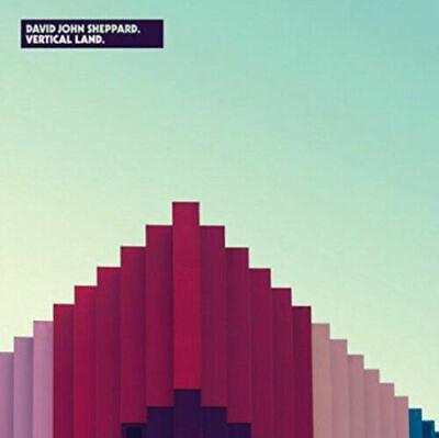 David John Sheppard : Vertical Land CD (2015) *Brand New and Sealed* UK Seller