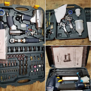 air tools  3 different sets