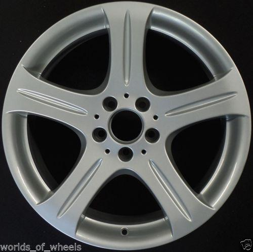 Mercedes benz 18 oem rim ebay for Mercedes benz factory rims