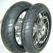 Yamaha Supermoto Wheels