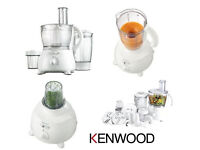 Kenwood FP691A Multipro Food Processor 900W White Excellent condition original box