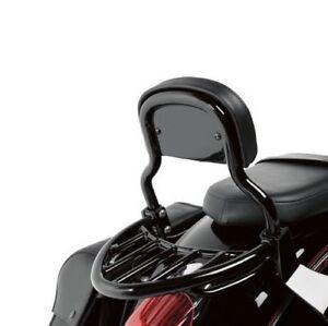 Kawasaki Black Luggage Rack Vulcan 900 Custom VN900 2007-2017 OEM K53020-378B