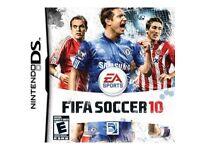 FIFA 10 (Nintendo DS GAME)