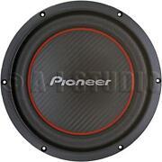 Pioneer Subwoofer 12 Pair