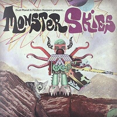 Monster Skies (Dual - Monster Skies (Dual Planet & Finders Keepers) [New Vinyl L