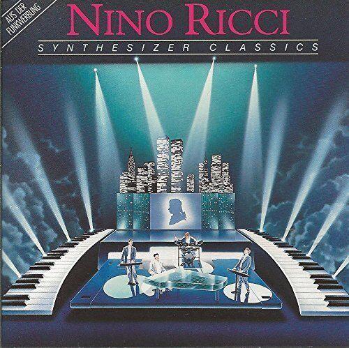 Nino Ricci Synthesizer classics (1991) [CD]