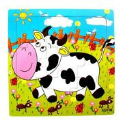 Childrens Wooden Jigsaw