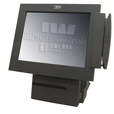 Ibm 4840-543 Surepos 500 Pos Touch Screen Terminal