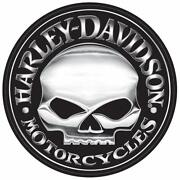 Harley Davidson Trailer Decals