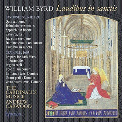 illiam Byrd - Byrd: Laudibus in sanctis [CD]