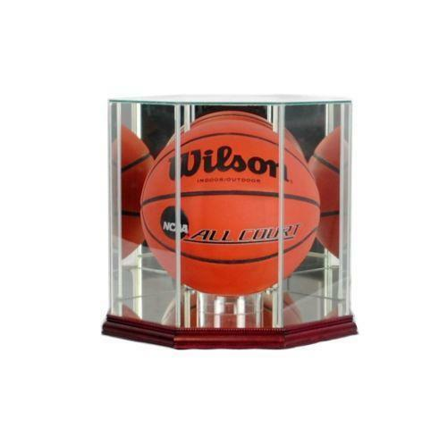 Basketball Display Case Uv Ebay