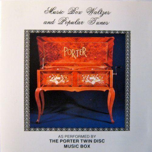 porter music box cd ebay. Black Bedroom Furniture Sets. Home Design Ideas