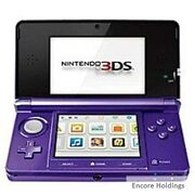 3DS Purple New