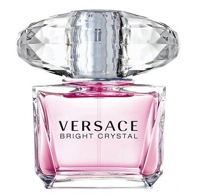 Versace Bright Crystal Perfume for Women edt 3.0 oz New Tester with Cap